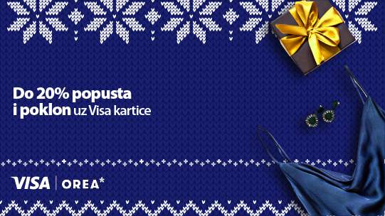 Visa Card Holders Rewarded With 20% Discount On All OREA Products