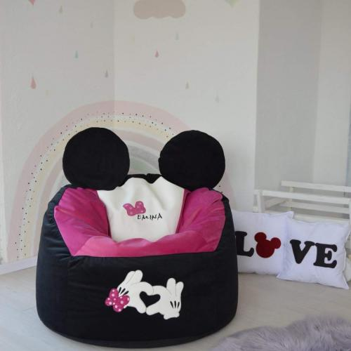 Lazy bag -Minnie