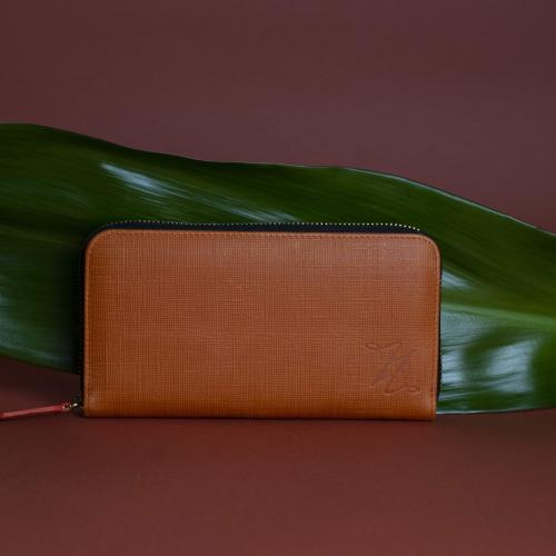 Ella wallet orange