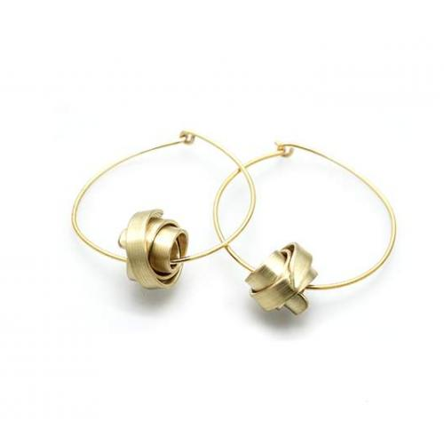 GEA GOLD MINI EARRINGS