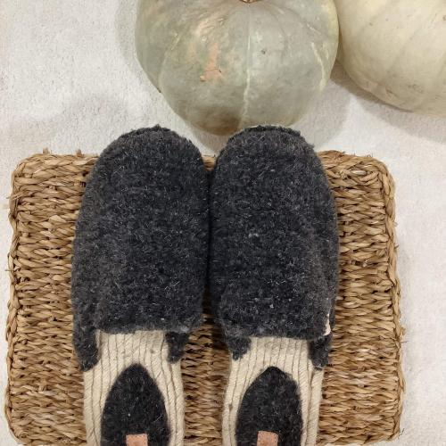 Colorado Men's Wool Slippers
